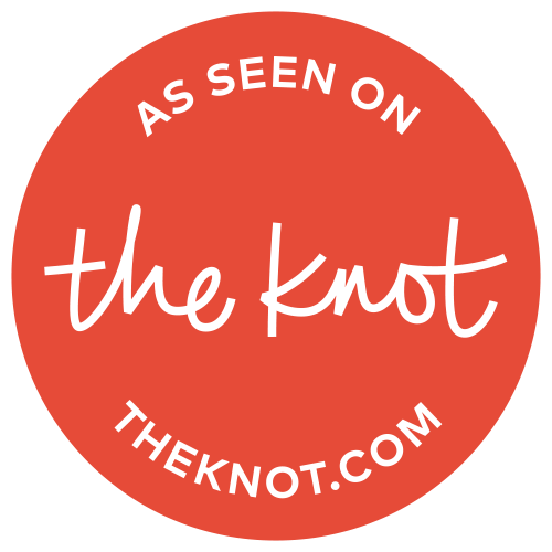 As Seen On The Knot logo